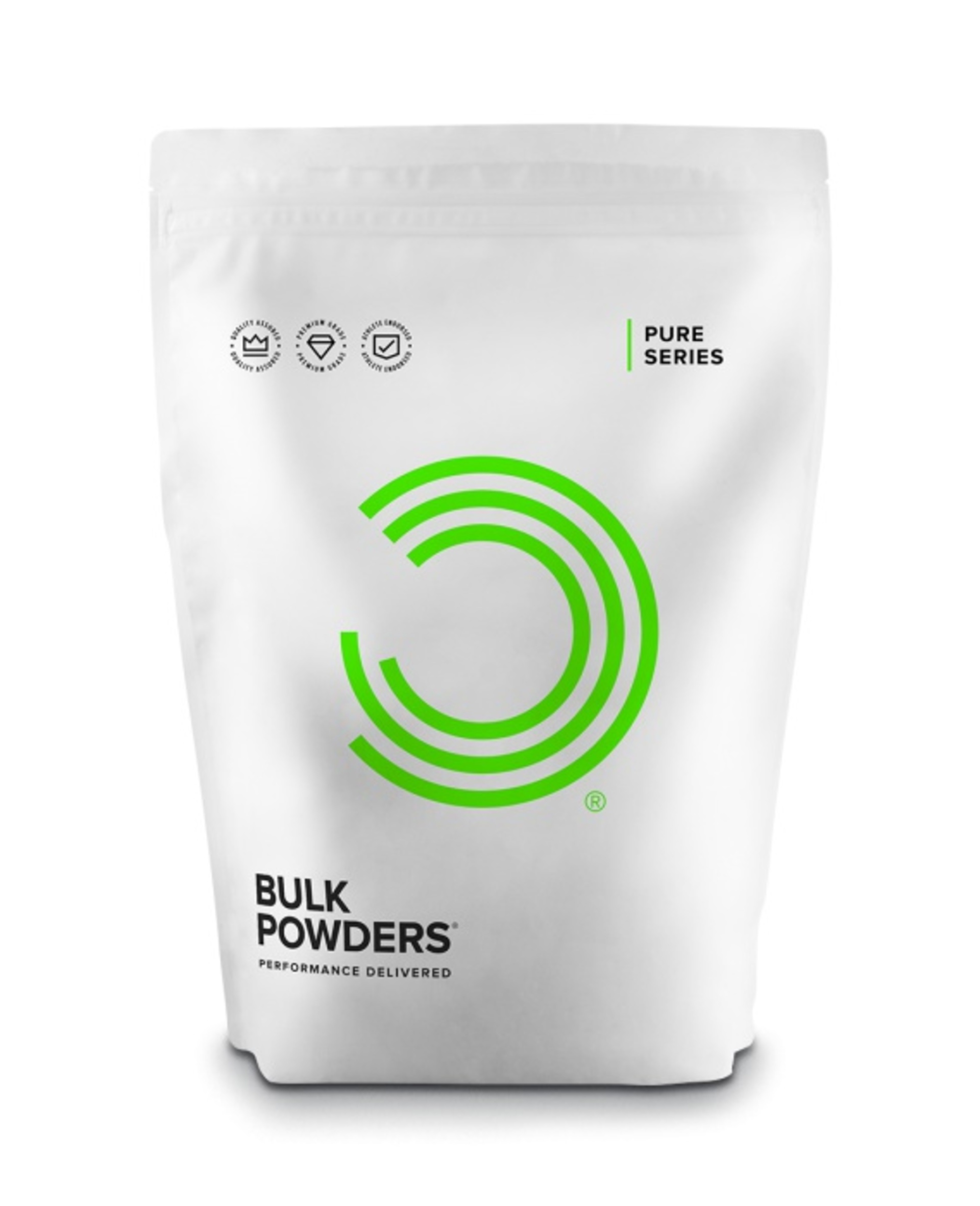 Bulk Powders L-Glutamine 500 g