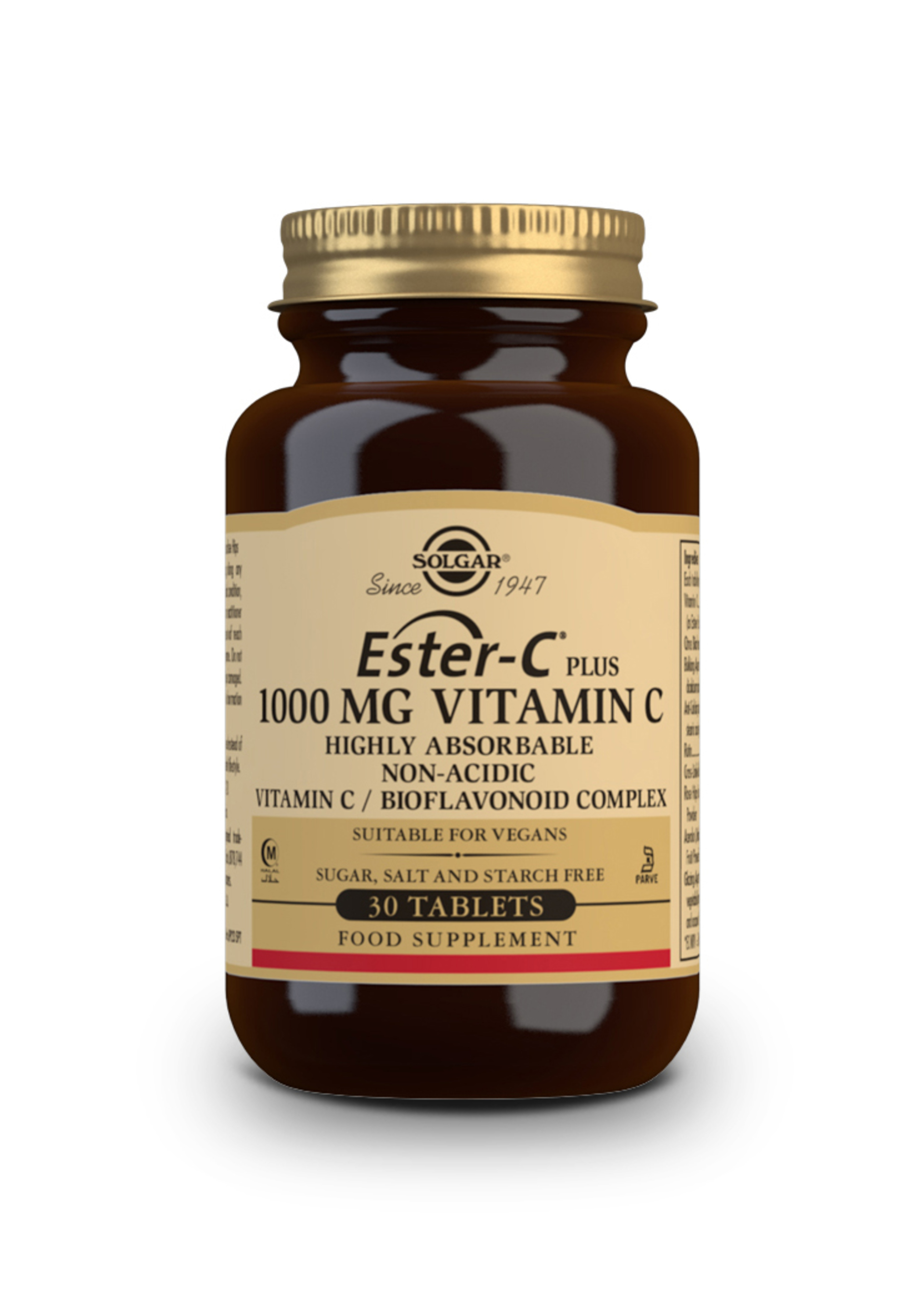 Solgar Ester-C Plus 1000 mg 180 tablet