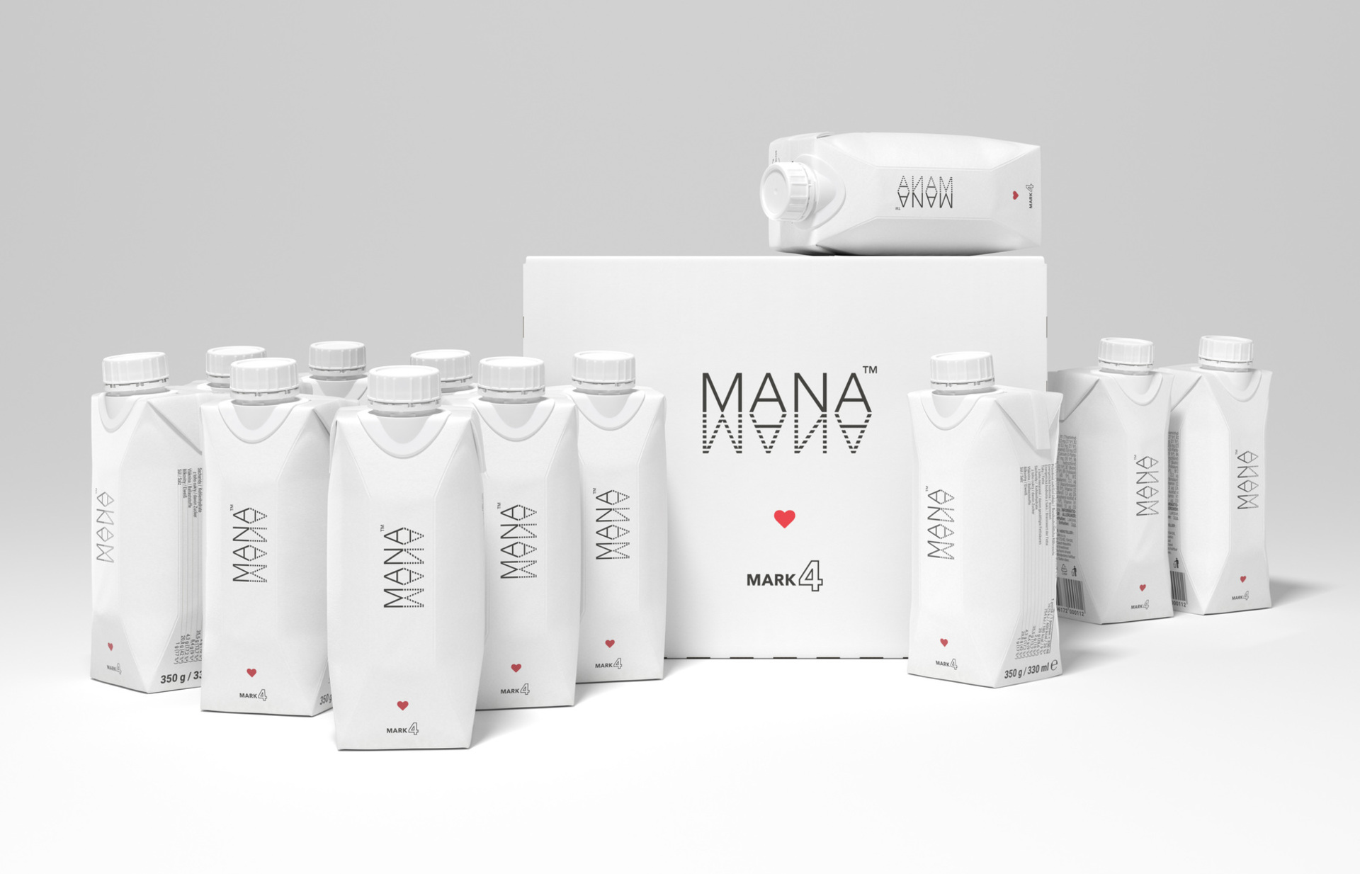MANA DRINK Mark 4 - 12 pack krabice