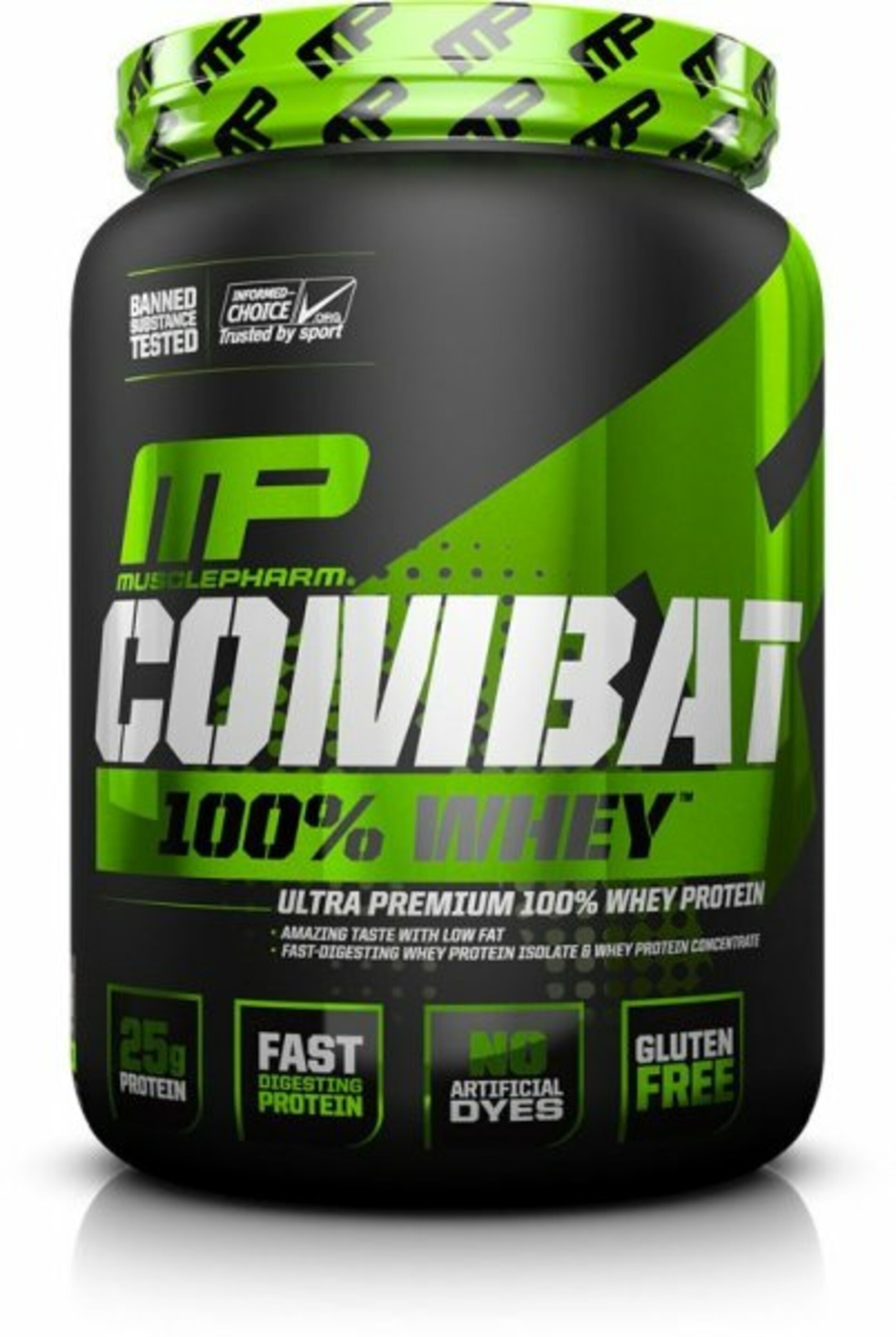MusclePharm Combat 100% Whey 1814 g