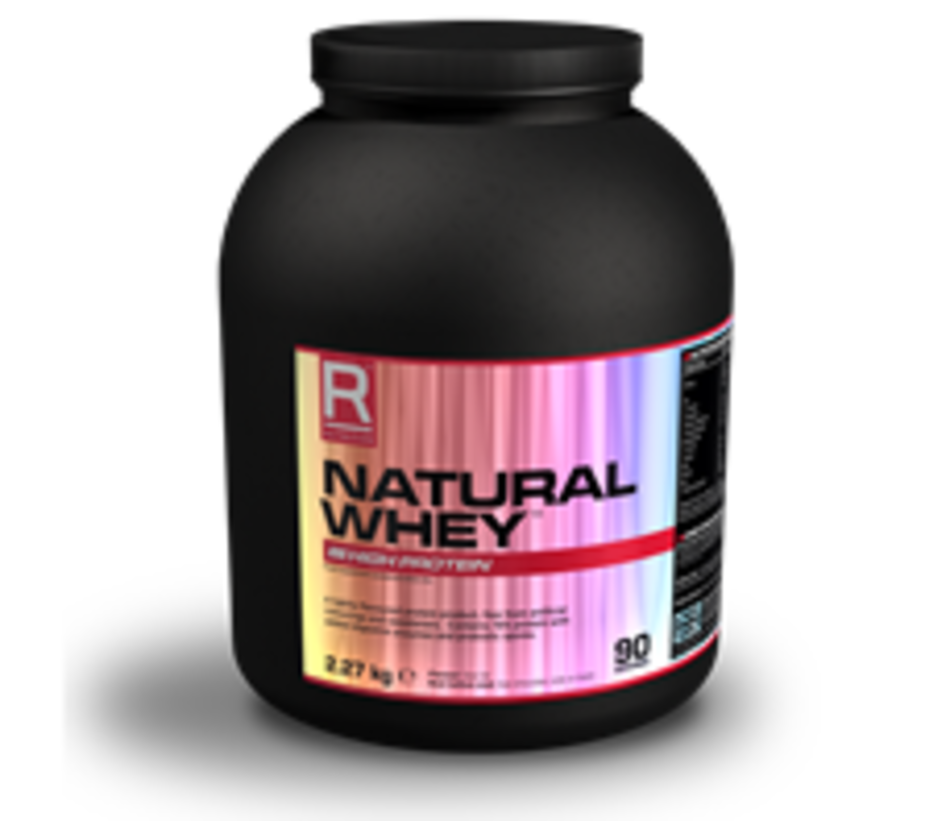 Reflex Nutrition Natural Whey 2270 g
