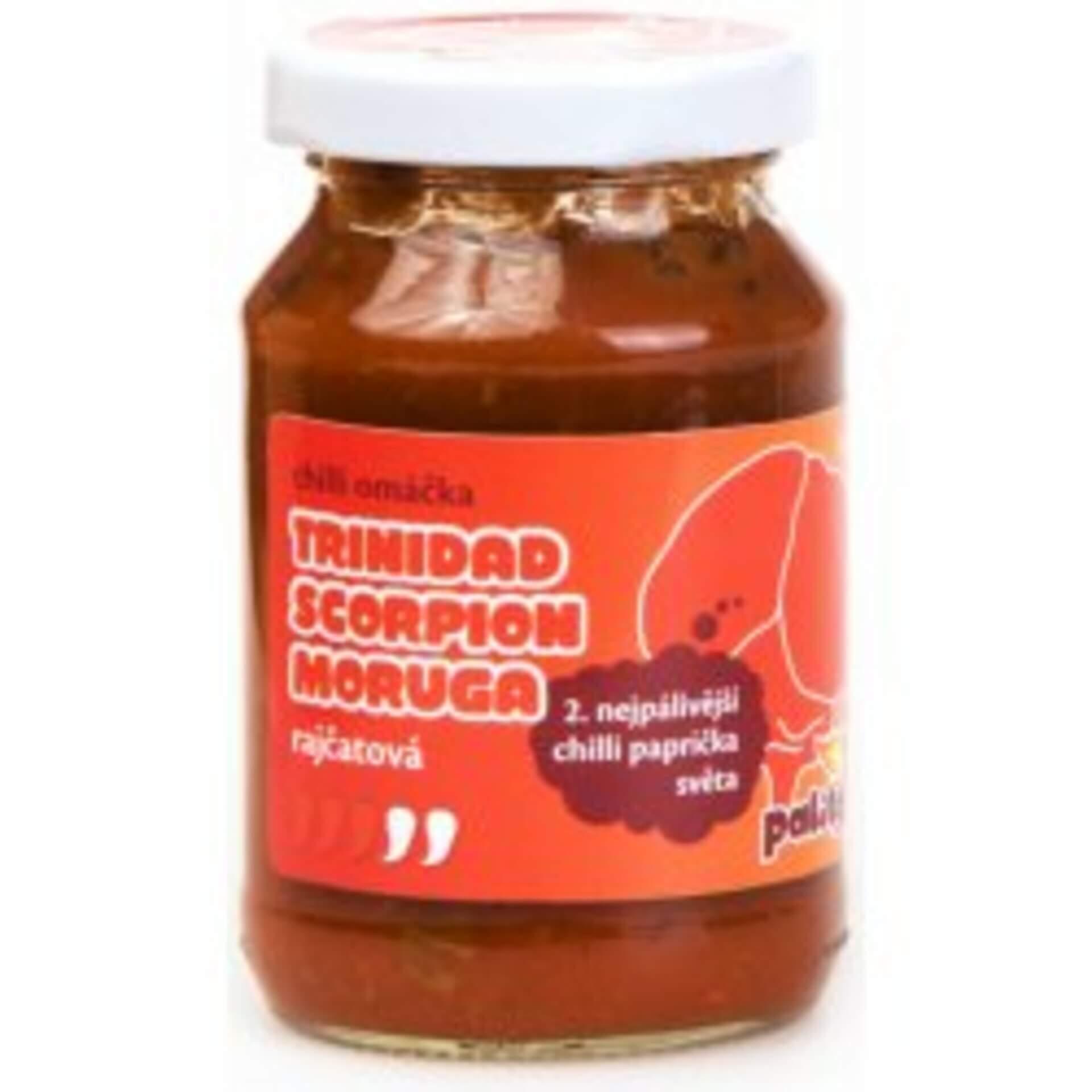 Levně Palito Trinidad Scorpion Moruga - tomatová chilli omáčka 200 ml