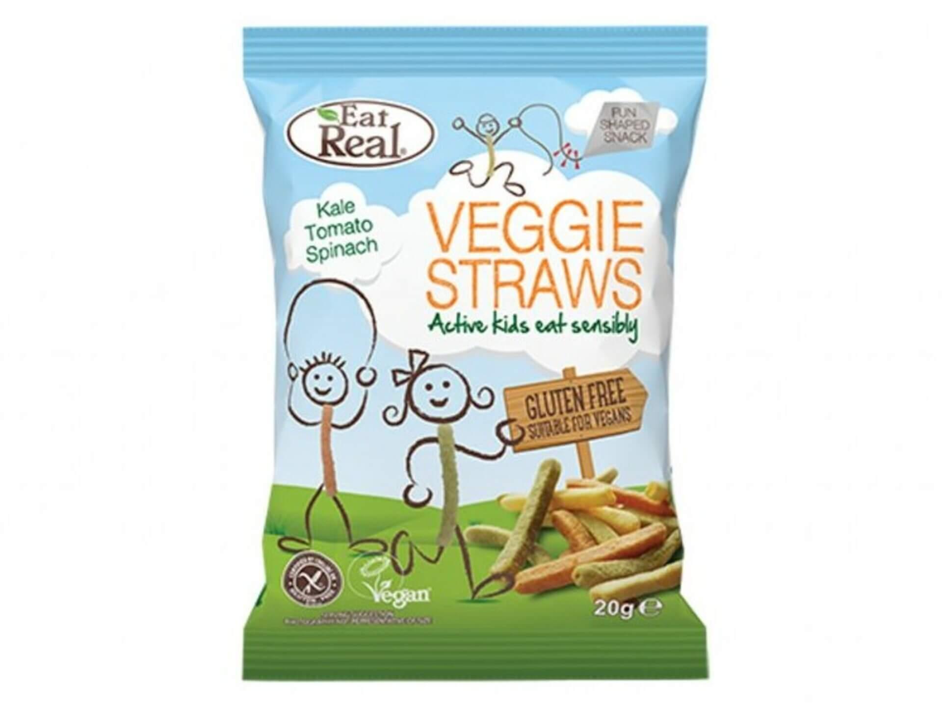 Levně Eat Real Tyčinky Veggie kids 20 g