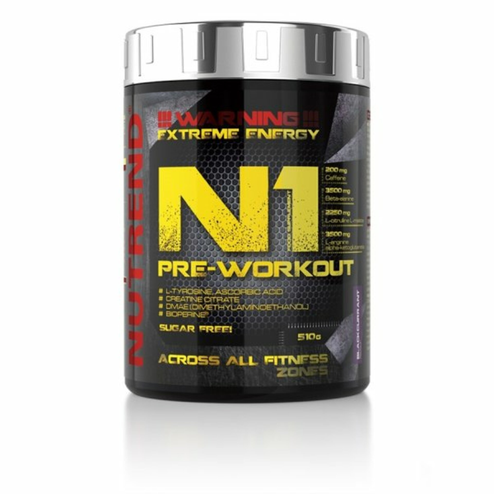 Nutrend N1 Pre-Workout 510 g
