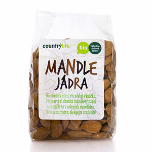 Country Life Mandle 250 g BIO