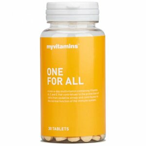 MyVitamins One for all 90 tablet