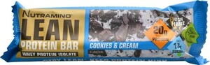 Nutramino Lean Bar cookies & cream 60 g