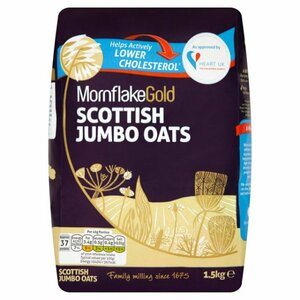 Mornflake Scottish Jumbo Oats 1500 g