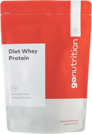 Go Nutrition Diet Whey Protein 1000 g