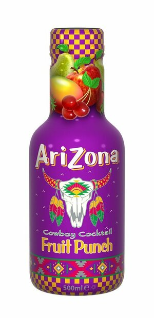 AriZona Fruit Punch 500 ml
