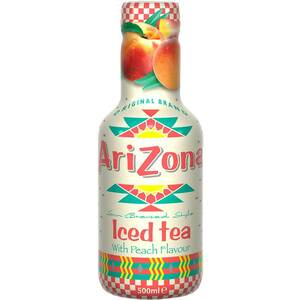 AriZona Iced Tea Peach 500 ml