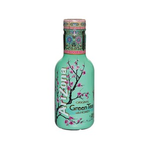 AriZona Green tea with honey 500 ml