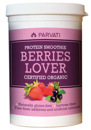 Iswari Berries lover protein smoothie 160 g