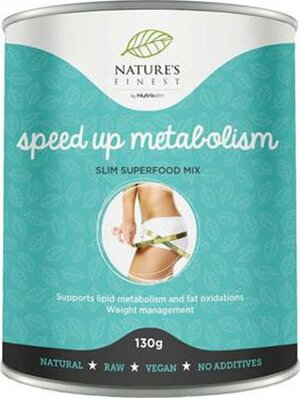 Nutrisslim Speed Up Metabolism BIO 130 g