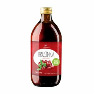 Allnature Brusinka Premium BIO 500 ml