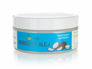 EMPOWER SUPPLEMENTS BIO Kokosový olej 250 ml