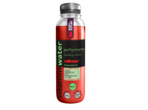 Body and Future vitamin water performance 0,4 l - expirace