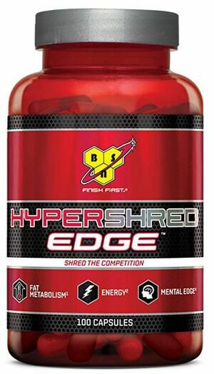 BSN Hyper Shred Edge 100 kapslí
