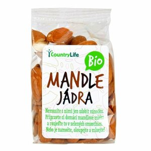 Country Life Mandle BIO 100 g