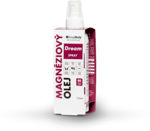 EasyBody Magneziový olej Dream 150 ml