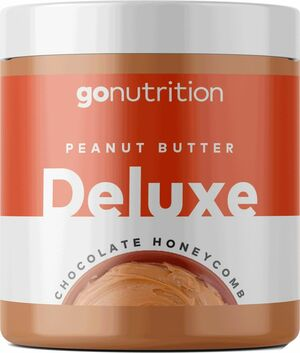 GoNutrition Peanut Butter Deluxe 250 g chocolate honeycomb crunch