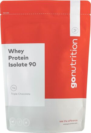 GoNutrition whey Protein Isolate 90 500 g