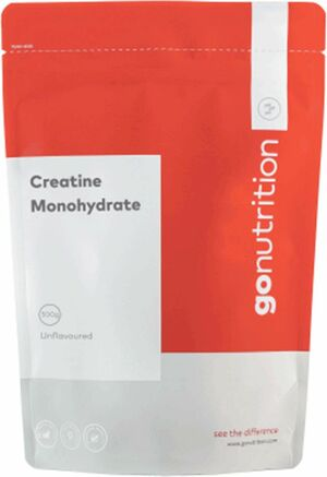 GoNutrition Creatine Monohydrate Creapure 250 g unflavoured