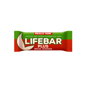 Lifefood Lifebar PLUS brazil a guarana BIO 47 g