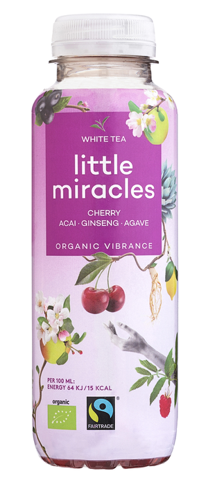 Little Miracles Cherry 330 ml