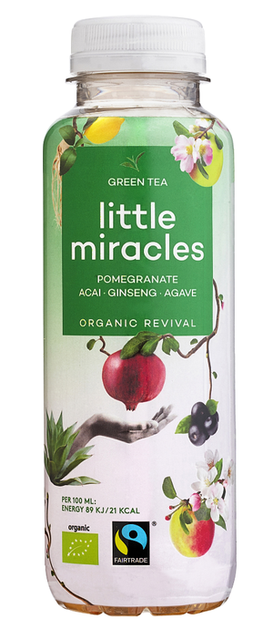 Little Miracles Pomegranate 330 ml