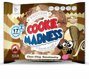 Madness Nutrition Cookies Choco-Chip Hanzelnutty 106 g
