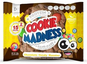 Madness Nutrition Cookies Chocolate Candy Monster 106 g