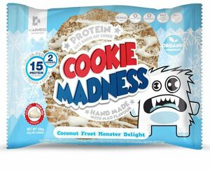 Madness nutrition Cookies Coconut Frost Monster Delight 106 g