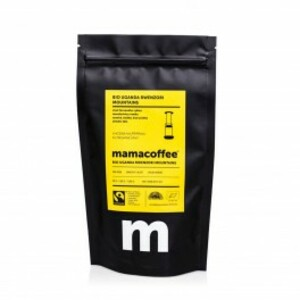 Mamacoffee Bio Uganda Rwenzori Mountains 100 g