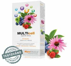 MycoMedica Multicell 60 tablet