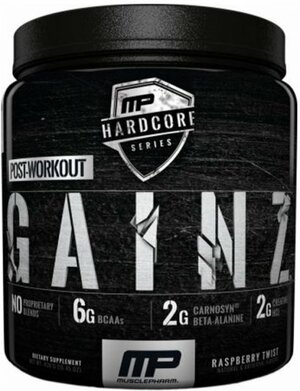 MusclePharm Hardcore Gainz 438g