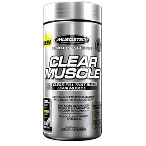 MuscleTech clear muscle 168 kapslí
