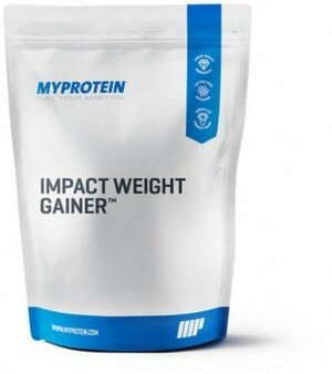 MYPROTEIN Impact Weight gainer 2500g