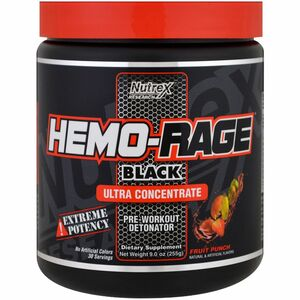 Nutrex Hemorage Ultra Concentrated 255 g fruit punch