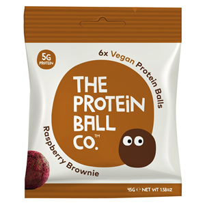 Protein The protein ball co malinové brownies 45 g