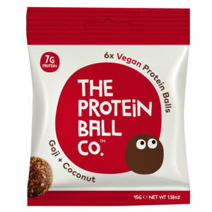 Protein The protein ball co kustovnice + kokos 45 g