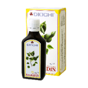 Diochi Sagradin kapky 50 ml