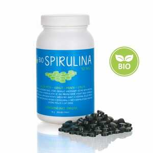 EMPOWER SUPPLEMENTS BIO spirulina 750