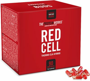 The Protein Works TPW Red Cell 90 kapslí