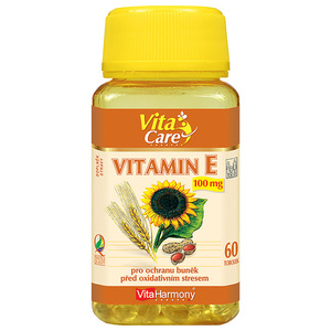 VitaHarmony Vitamin E 100 mg 60 tablet