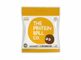 Protein The protein ball co kokos + makadamy 45 g