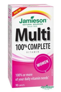 Jamieson Multi complete women 90 tablet