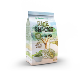 BenlianFood Rice snack pesto 50 g