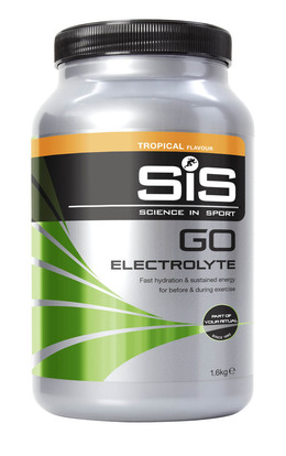SiS Go Electrolyte tropical 1600 g