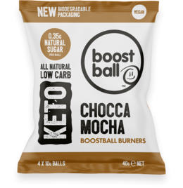 Boost ball Keto Chocca mocha 40 g